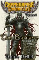 Cover for 'The Barrows'