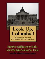 Cover for 'A Walking Tour of Columbia, South Carolina'