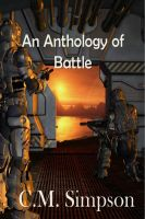 Cover for 'An Anthology of Battle'