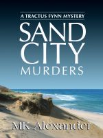 Cover for 'Sand City Murders'