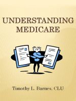 Cover for 'Understanding Medicare [Booklet]'