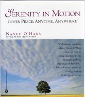 Cover for 'Serenity in Motion: Inner Peace: Anytime, Anywhere'