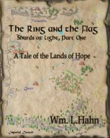 Cover for 'The Ring and the Flag'