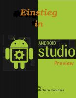 Cover for 'Einstieg in Android Studio'