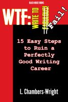 Cover for 'WTF: Write To Fail'