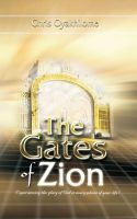 Cover for 'The Gates of Zion'