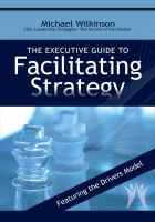 Cover for 'The Executive Guide to Facilitating Strategy'