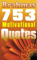 Cover for '753 Motivational Quotes'