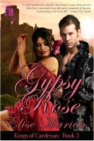 Cover for 'Gypsy Rose (Kings of Cardenas Book 3)'