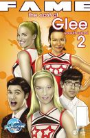 Cover for 'FAME: The Cast of Glee 2'
