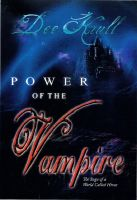 Cover for 'Power of the Vampire'