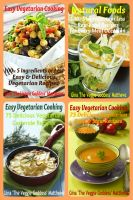 Cover for 'The Veggie Goddess Vegetarian Cookbook Collection: Volumes 1-4'