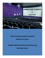 Cover for 'Dinner and a Movie'
