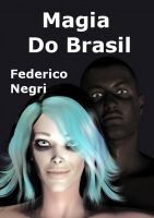 Cover for 'Magia Do Brasil'