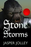 Cover for 'Stone of Storms'