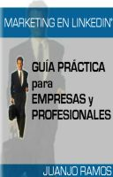 Cover for 'Marketing en Linkedin'