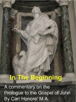 Cover for 'In The Beginning: a commentary on the Prologue to John's gospel'