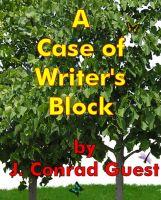 Cover for 'A Case of Writer's Block'