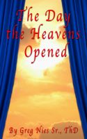 Cover for 'The Day The Heavens Opened'