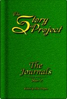Cover for 'The Story Project - The Journals: Year 2'