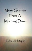 Cover for 'More Scenes From A Morning Drive'
