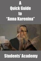 "Cover for 'A Quick Guide to ""Anna Karenina""'"