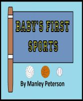 Cover for 'Baby's First Sports'