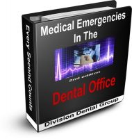 Cover for 'Medical Emergencies In The Dental Office - The Complete Guide'
