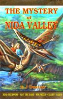 Cover for 'The Mystery of Nida Valley'
