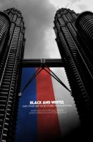 Cover for 'Black and Whites and other new short stories from Malaysia'
