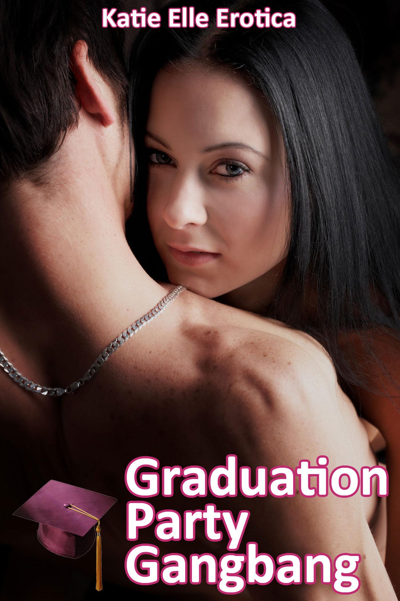 Katie Elle - Graduation Party Gangbang