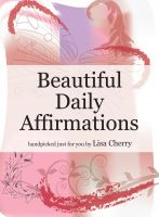 Cover for 'Beautiful Daily Affirmations'
