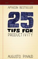 Cover for '25 Tips for Productivity'