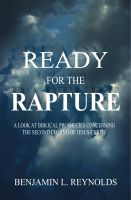 Cover for 'Ready for the Rapture'