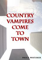 Cover for 'Country Vampires Come to Town'