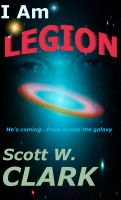 Cover for 'I Am Legion'