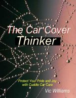 Cover for 'The Car Cover Thinker'