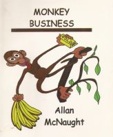 Cover for 'Monkey Business'