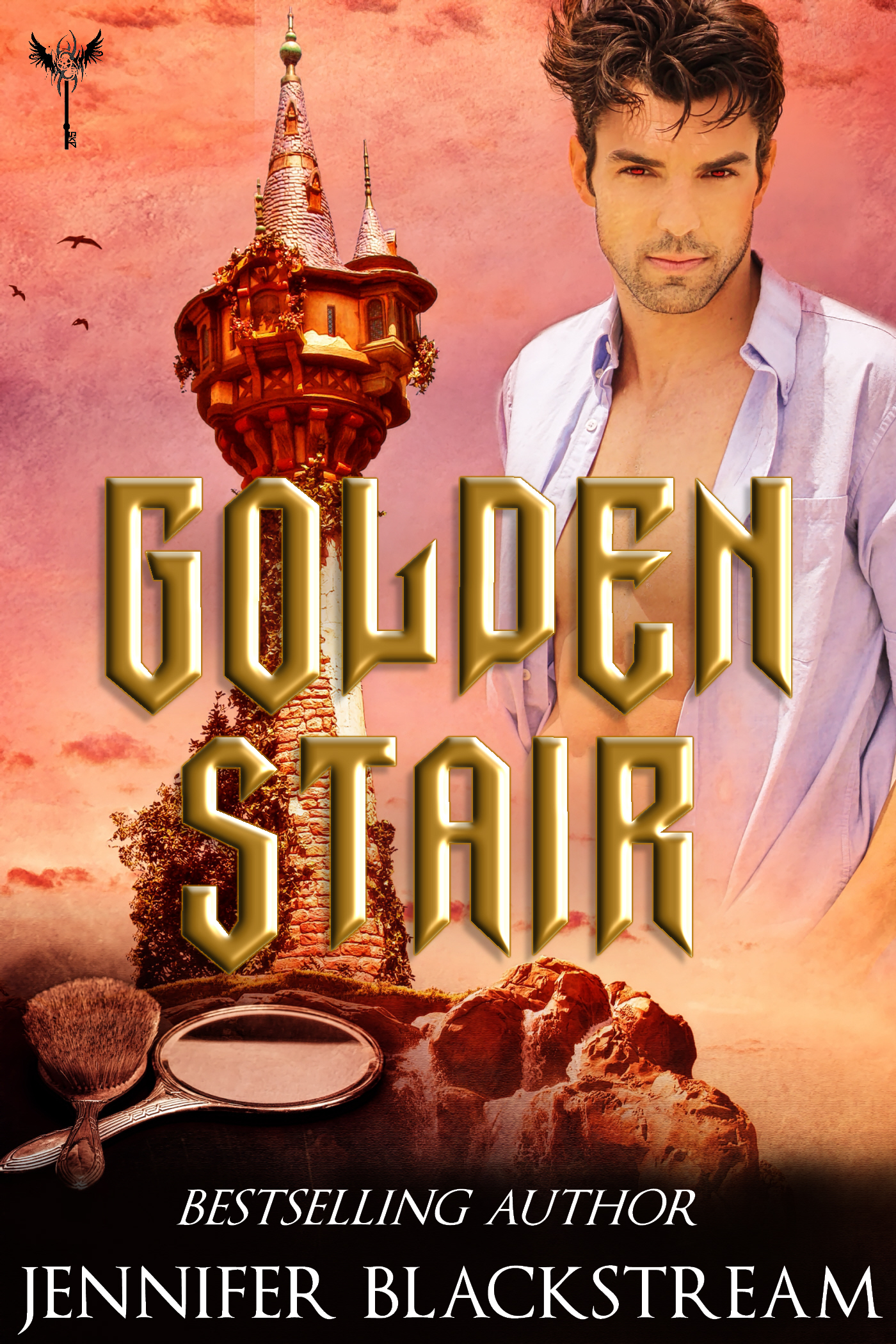 Jennifer Blackstream - Golden Stair