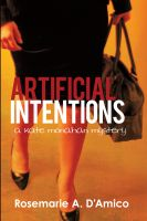 Cover for 'Artificial Intentions'