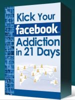 Cover for 'Quit: Kick Your Facebook Addiction in 21 Days'