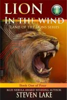 Cover for 'Lion in the Wind'