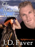 Cover for 'The Reluctant Rancher~Badlands (Contemporary Western Romantic Suspense)'