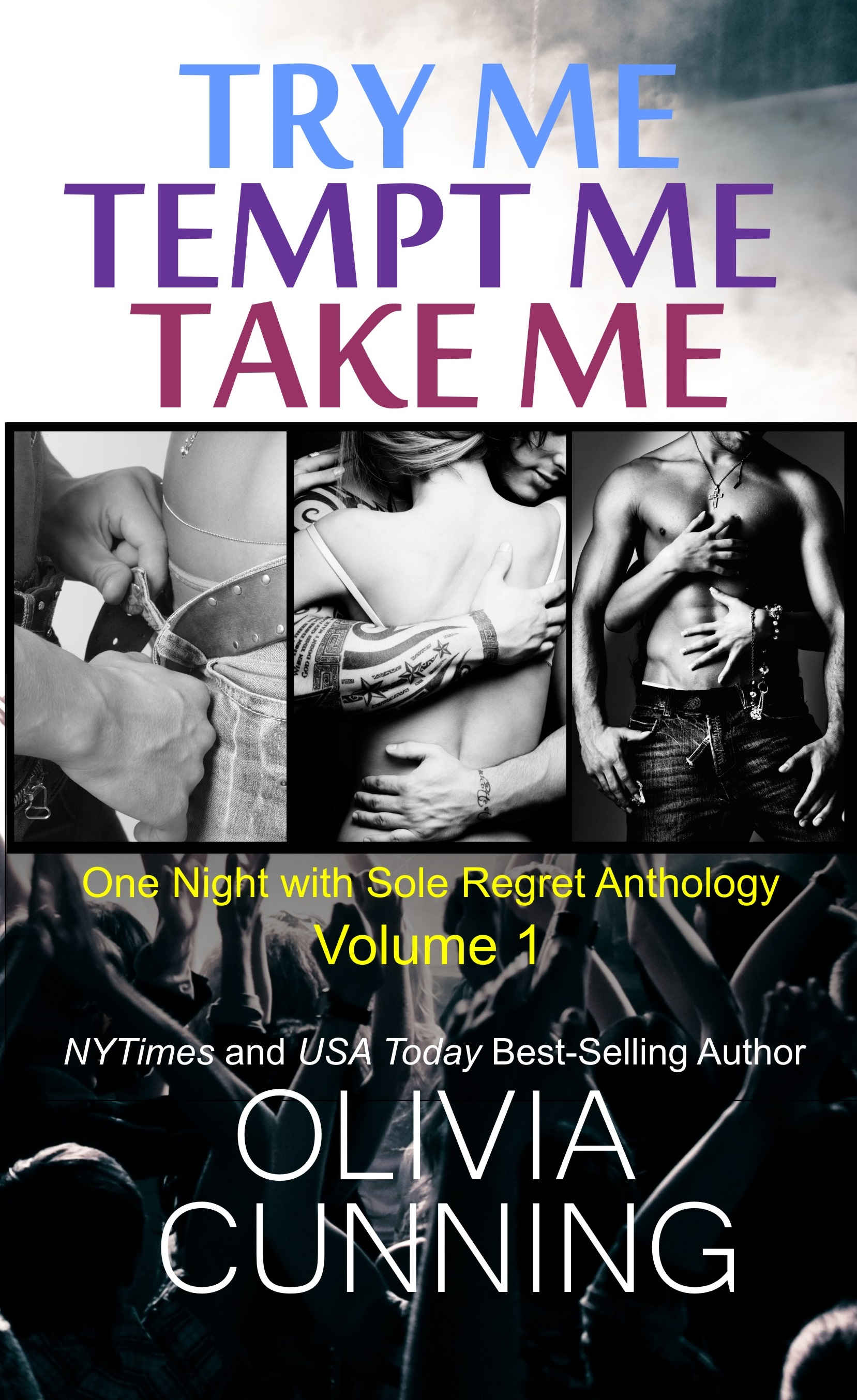 Olivia Cunning - Try Me, Tempt Me, Take Me