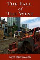Cover for 'The Fall of the West'