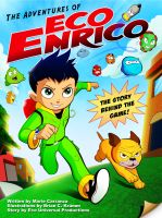 Cover for 'The Adventures of Eco Enrico'