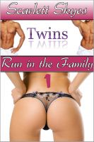 Cover for 'Twins Run in the Family 1 (mfm threesome family taboo)'