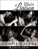 Cover for 'Illicit Liaison (Romantic Thriller) - Complete Series'