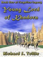 Young Lord of Khadora  cover