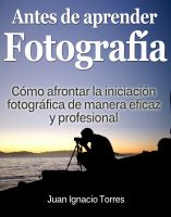 Cover for 'Antes de Aprender Fotografía'